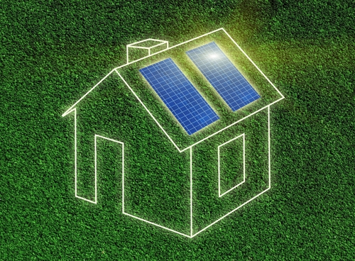 Forsythe appraisals llc how solar panels affect a home for Does new roof affect appraisal