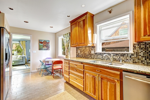 Kitchen Improvements Generate One Of The Highest ROIs During Appraisals.